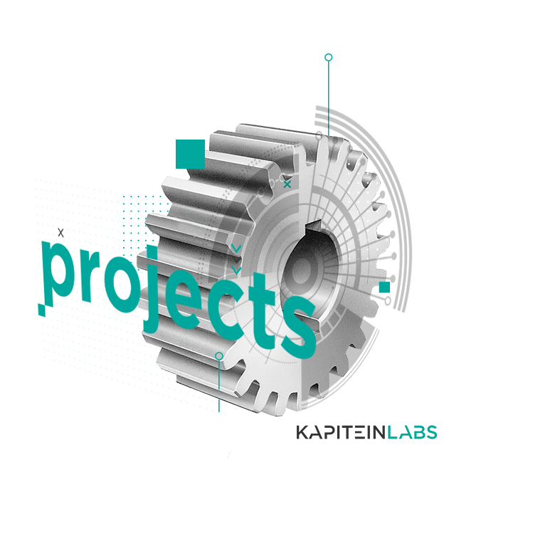 KapiteinLabs - Projects